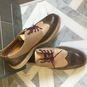 Sperry Gold Cup Wingtip Oxford